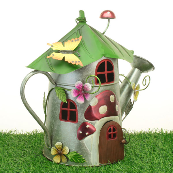 Watering World Fairy House