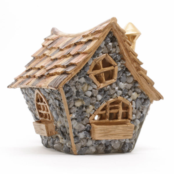Crooked Little Fairy House