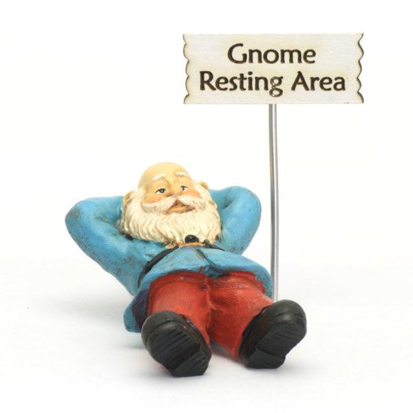 Gnomes Resting
