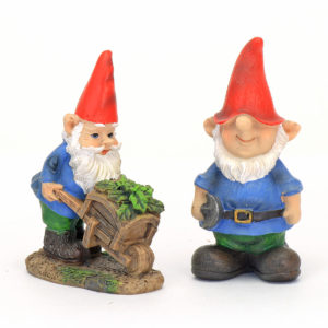 Little Gardening Gnomes