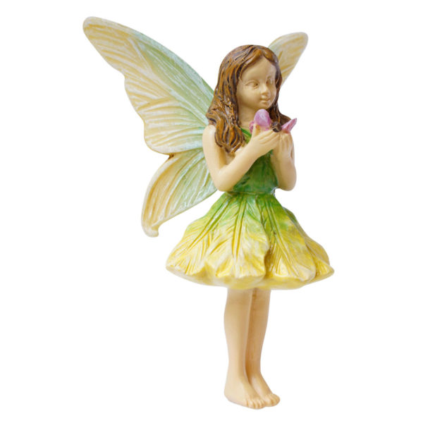Fairy Fiona and Butterfly