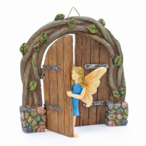 Peek a boo fairy door