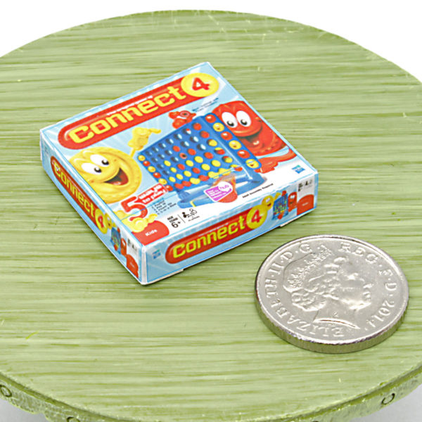 Miniature Connect 4 Game