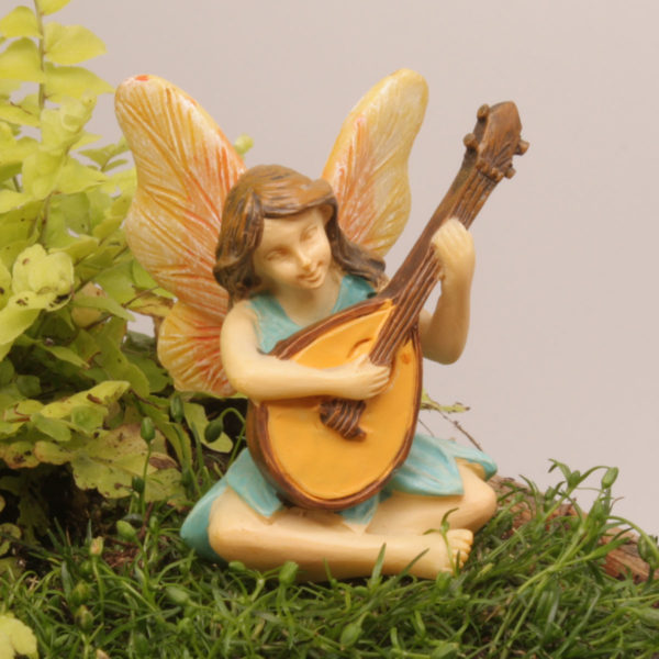 fairy with guitar