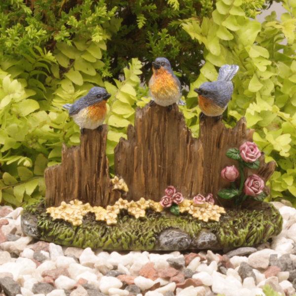Blue Bird Chatter